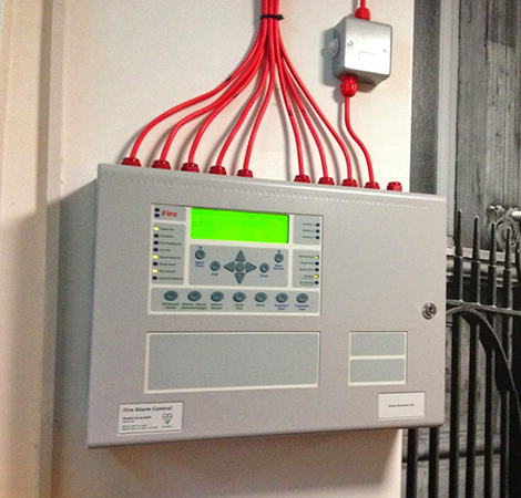 Nailsea Fire Alarm Systems